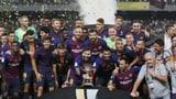 Spanischer Supercup nach Saudi-Arabien