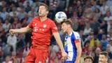 Hertha trotz den Bayern ein Remis ab
