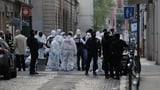Ermittler in Lyon entdecken DNA-Spur auf Sprengsatz (Artikel enthält Video)