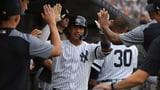 Yankees knacken 17-jährigen MLB-Rekord