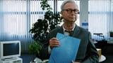 Walter Roderer als oberkorrekter Bünzli  (Artikel enthält Video)