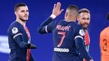 PSG plötzlich allein in der Champions League? (Artikel enthält Video)