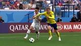 FIFA WM: Warum blendet SRF die Trikotfarben nicht ein?