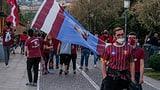 Salernitana: Aufstiegs- wird zur Trauerfeier