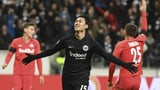 Kamada öffnet Frankfurt die Achtelfinal-Tür – Ajax strauchelt