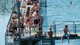 Draussen schwimmen von April bis Oktober (Artikel enthält Audio)
