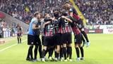 Frankfurt kämpft sich gegen Dortmund zum Punkt  (Artikel enthält Audio)