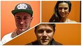 Hate: So reagieren Anja Zeidler, Massimo Portmann & Knackeboul