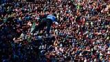 Peier fliegt sensationell zu WM-Bronze (Artikel enthält Video)