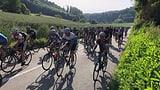 Mehrere hundert Velofahrer nehmen an Gedenkfahrt teil (Artikel enthält Video)