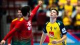 Schweden wird von Portugal vorgeführt (Artikel enthält Video)