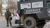 Tote bei Schusswechsel nahe Chicago (Artikel enthält Video)