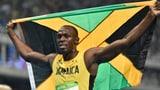 Usain Bolt cuntanscha per la terza giada aur sur 100 e 200 meters