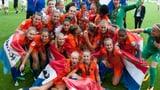 Oranje-Frauen machen ihr Sommermärchen wahr (Artikel enthält Video)