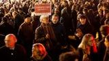 Demonstrationen gegen Antisemitismus in Frankreich (Artikel enthält Video)