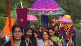 Apostel Thomas und seine indischen Jünger (Artikel enthält Video)