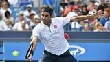 Federer in Hälfte von Djokovic – Auftakt gegen Qualifikanten (Artikel enthält Video)