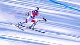 Schweizerinnen im Garmisch-Training vorne dabei