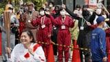 Mehrheit der Japaner will Absage der Olympischen Spiele (Artikel enthält Video)