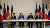 Russland und Ukraine vereinbaren vollständige Waffenruhe (Artikel enthält Audio)