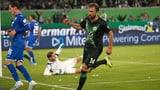 Mehmedi-Hammer sichert Wolfsburg einen Punkt (Artikel enthält Audio)