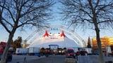 Das ist das neue Zelt des Zirkus Knie (Artikel enthält Video)