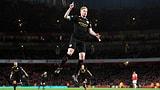 ManCity besiegt Arsenal deutlich und festigt Rang 3