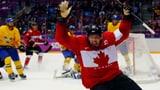 Kanadas Hockeyaner erneut Olympiasieger (Artikel enthält Video)