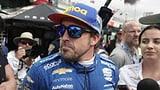Alonso verpasst Qualifikation für Indianapolis