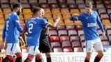 Itten trifft erstmals für die Rangers – und das gleich doppelt (Artikel enthält Audio)
