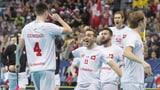 Schweizer belohnen sich mit WM-Bronze (Artikel enthält Video)