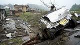 Super-Taifun «Hagibis» zieht über Japan – bereits ein Toter (Artikel enthält Video)