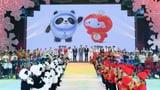 Panda ist Maskottchen für Peking 2022 (Artikel enthält Video)