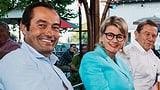 FDP-Kandidat Matthias Steinegger nach Schlaganfall im Spital (Artikel enthält Audio)