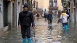 Zivilschutz warnt vor neuen Unwettern in der Region (Artikel enthält Video)