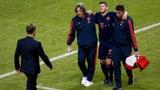 Grosse Sorgen und viele Ausfälle bei Bayern München (Artikel enthält Video)
