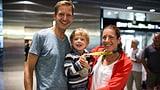 Nicola Spirig erwartet 3. Kind (Artikel enthält Video)