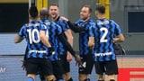 Inter hält Konkurrenz auf Distanz  – Seferovic mit Doppelpack