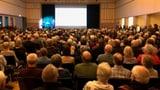 Die Gemeinde Flawil kämpft um Spital und macht Druck   (Artikel enthält Audio)