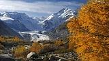 Kann Kunstschnee den Morteratsch-Gletscher retten? (Artikel enthält Video)