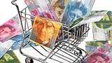 Travail Suisse sieht den Teuerungsausgleich in Gefahr (Artikel enthält Video)