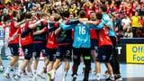 Norwegen ist der Halbfinal-Einzug nicht mehr zu nehmen