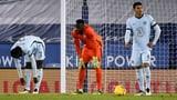 Chelsea patzt bei Leicester – Roma scheidet im Cup aus