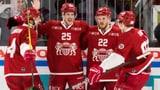 Lausanne zieht mit Gala in Halbfinals ein (Artikel enthält Video)