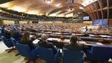 Der Europarat ist beschädigt (Artikel enthält Audio)