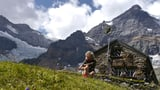 Gabi Aschwanden: Fridolinshütte GL