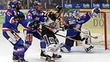 Rückblick auf legendäre Playofffinals mit Spiel 7 Lugano-ZSC 2001