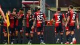 Genoa und Behrami schaffen Klassenerhalt am letzten Spieltag
