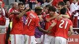 Seferovic krönt sich mit Benfica zum Meister (Artikel enthält Video)