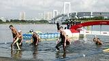 Tokio kämpft mit Hitze und Fäkalbakterien